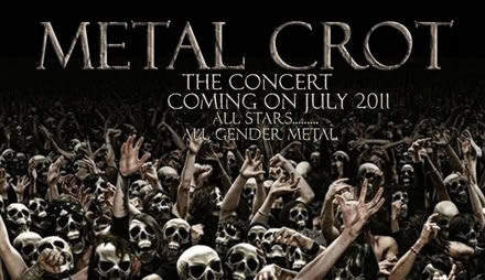 METAL CROT - ALL GENDER METAL