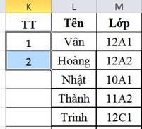 tinhoccoban.net - Ví dụ về Excel