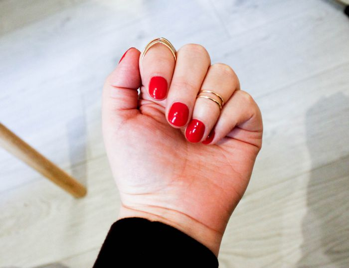 Life & Style Blog from 58 Degrees North: Fresh Nails