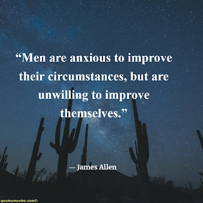 James Allen motivational quotes