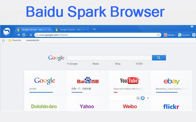 تحميل متصفح بايدو سبارك baidu spark 2020 عربي مجانا