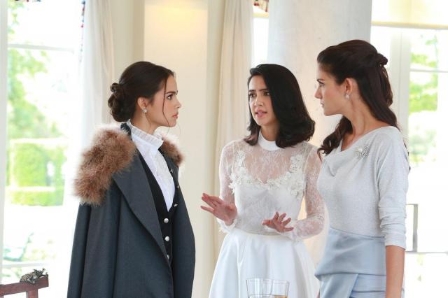 Phim Duyên Trời Định - Likit Ruk / The Crown Princess Thái Lan HD Online