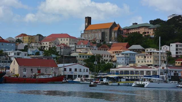 St. George Grenada church