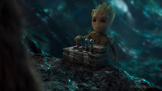 Guardians of the Galaxy Vol.2 Teaser trailer 2 Baby Groot
