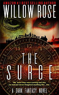 The Surge - spine-chilling sci-fi by Willow Rose