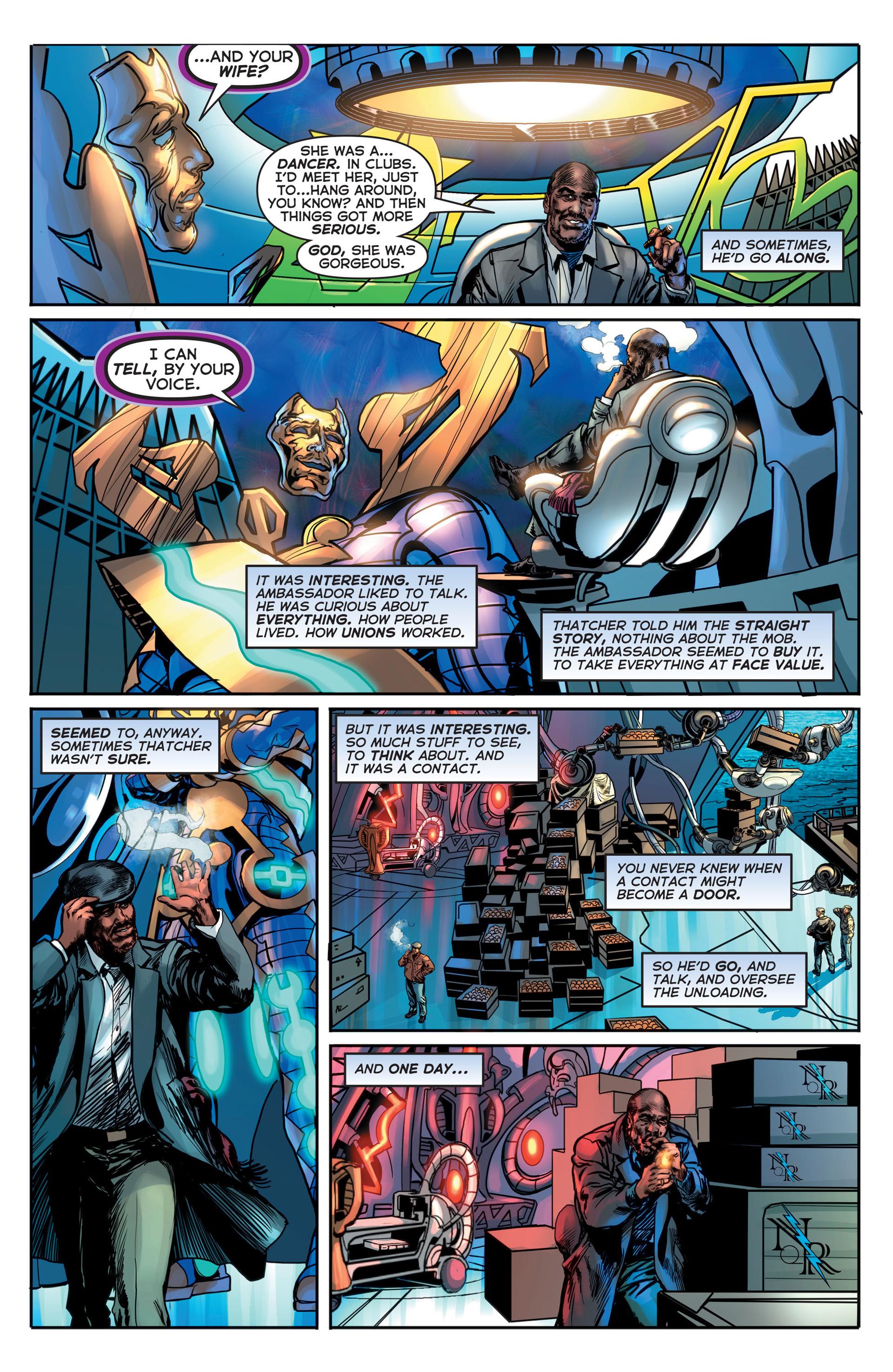 Read online Astro City comic -  Issue #6 - 10
