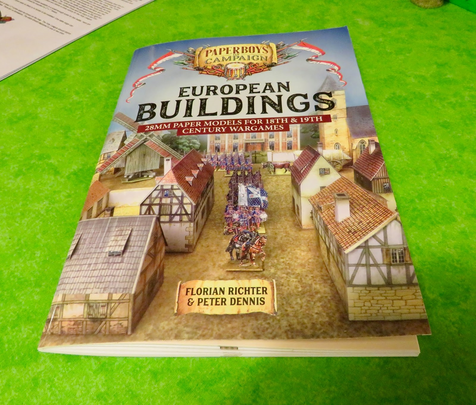 The Kingdom of Wittenberg: some buildings to be made
