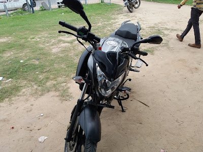 New 2017 Bajaj Pulsar NS160 HD Wallpaper 011