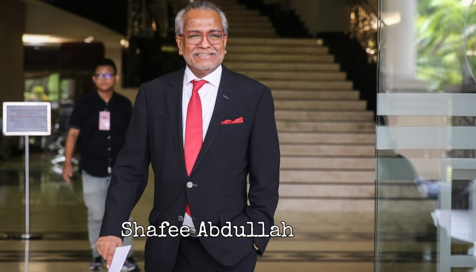 Tan Sri Shafee Abdullah
