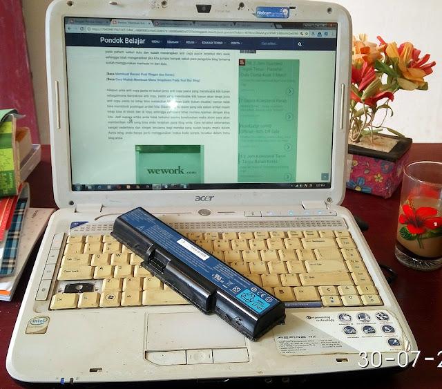 Cara Merawat daya tahan Baterai Handphone dan Laptop Tahan Lama