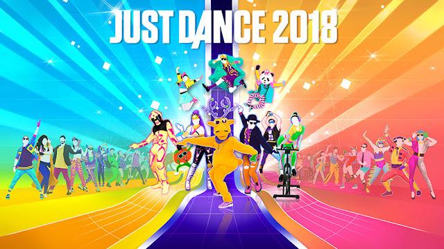Just Dance 2018-
