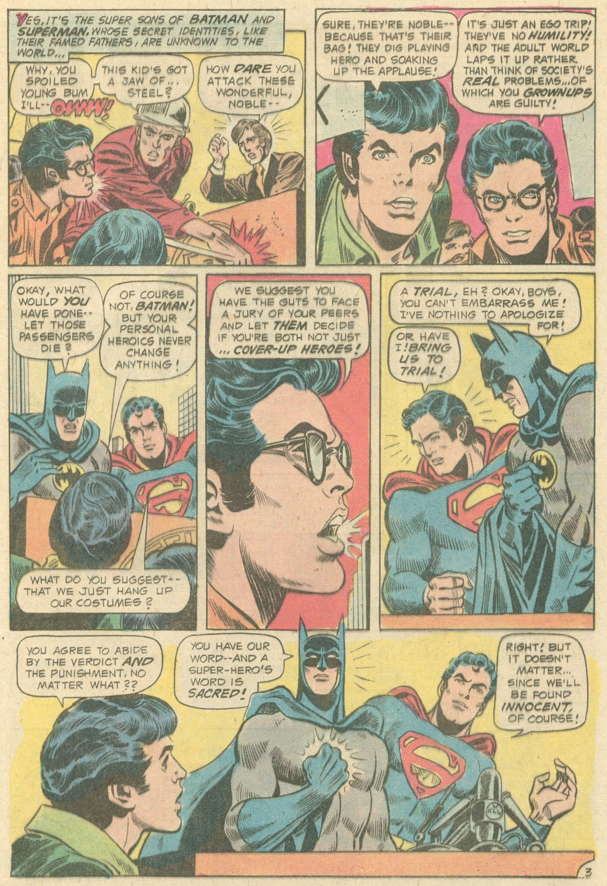 Read online World's Finest Comics comic -  Issue #231 - 5