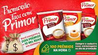 Promoção Faça com Primor www.facacomprimor.com.br