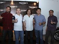 Triumph Siap Bersaing Di pasar Indonesia