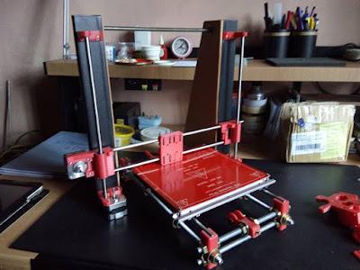 Finished 3D Printer