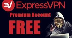 express vpn keys & accounts