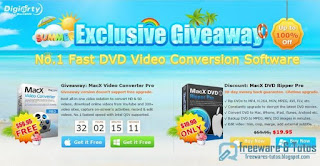 giveaway MacX HD Video Converter Pro