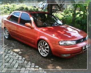 modifikasi mobil timor merah modifikasi mobil timor sederhana