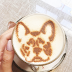 Food | The Cutest Latte Art At Farm Girl Cafe