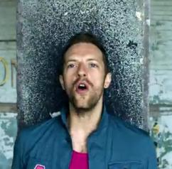 Chris Martin Coldplay