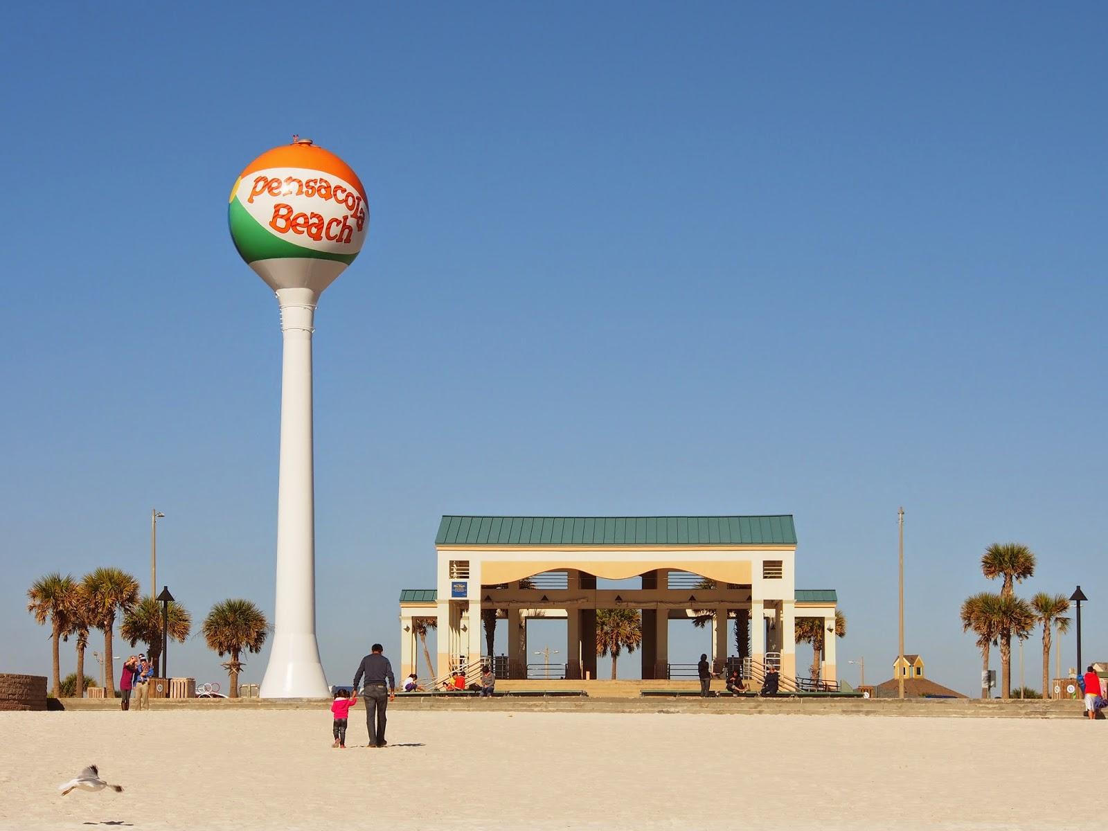 And Panama Beach Florida Road Trip
