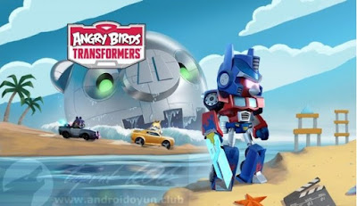 Angry Birds Transformers V1.35.8 Mega Hileli
