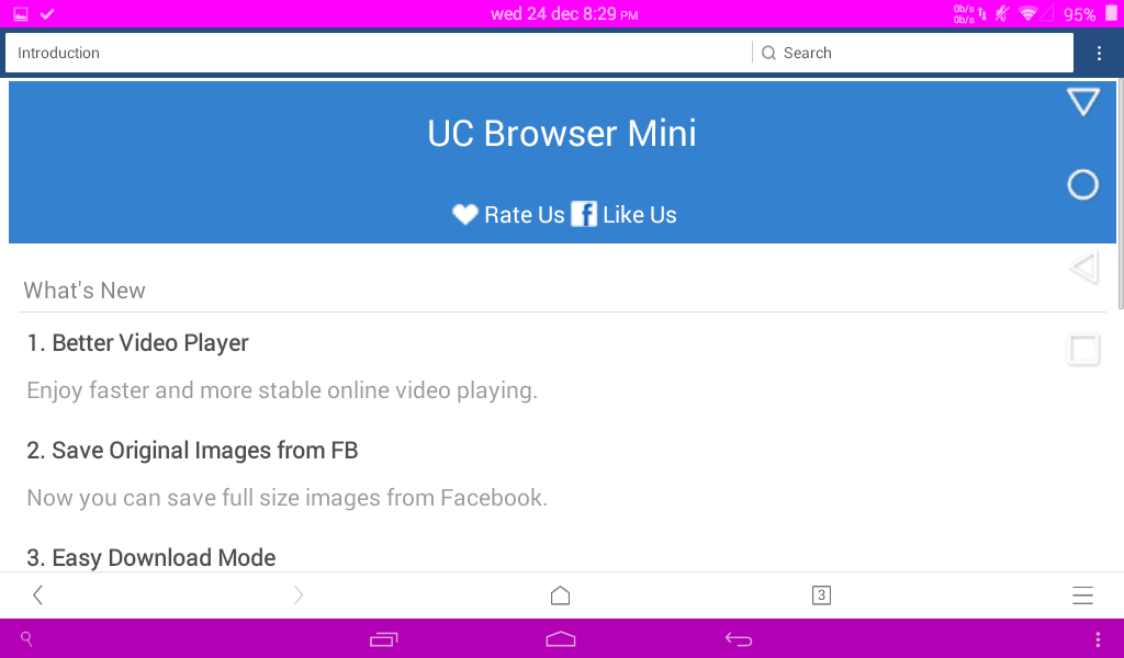 Uc browser Mini Vxp