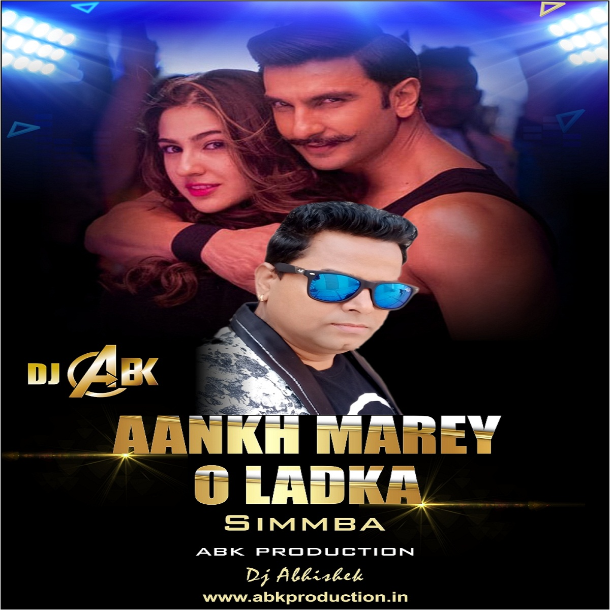 Aankh Marey ( Simmba ) Abk Production
