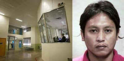Singapore's Changi Prison, Kho Jabing