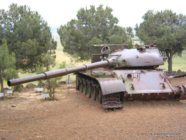 The Valley of Tears was the scene of one of the largest and most important tank battles