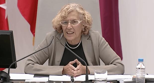 Carmena continúa reduciendo deuda del Ayuntamiento hasta un 19,5%