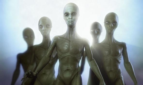 Người ngoài hành tinh ẩn cư trên Trái Đất và vụ va chạm lịch sử
