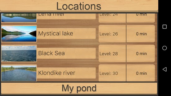 Real fishing Apk+Data Free on Android Game Download