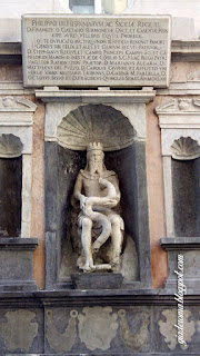 Escultura do Gênio de Palermo