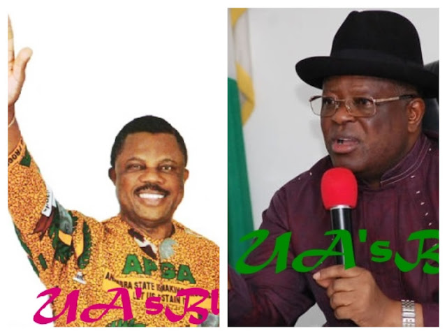 Umahi Attacks Obiano For Renaming Awka Street
