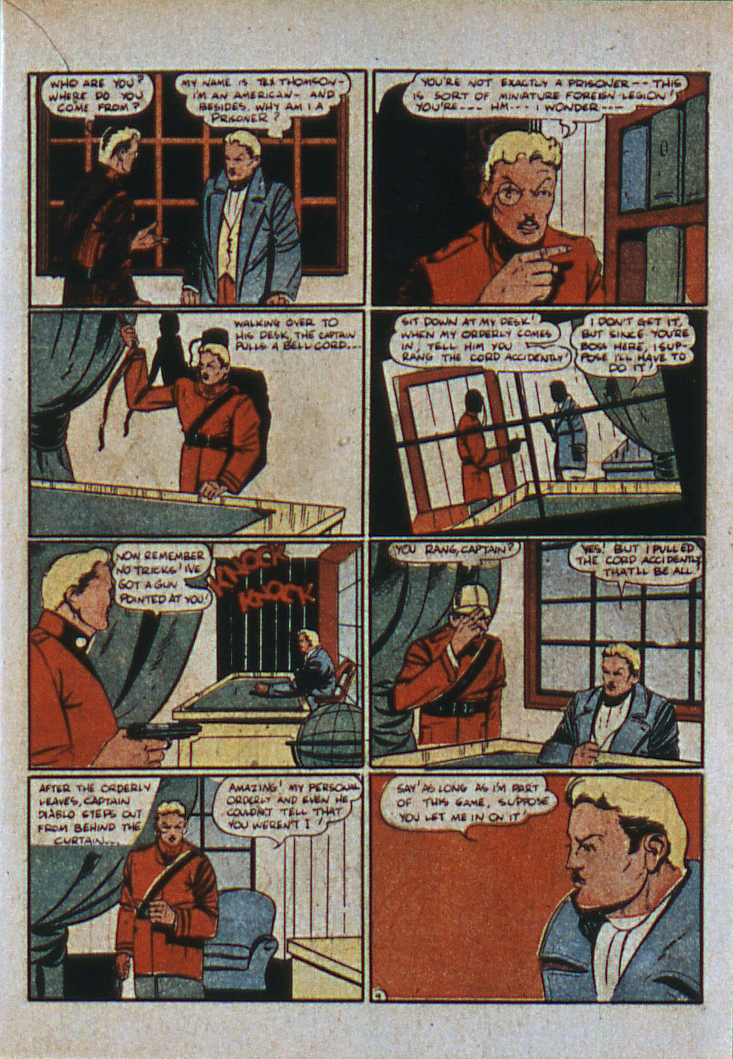Read online Action Comics (1938) comic -  Issue #6 - 39
