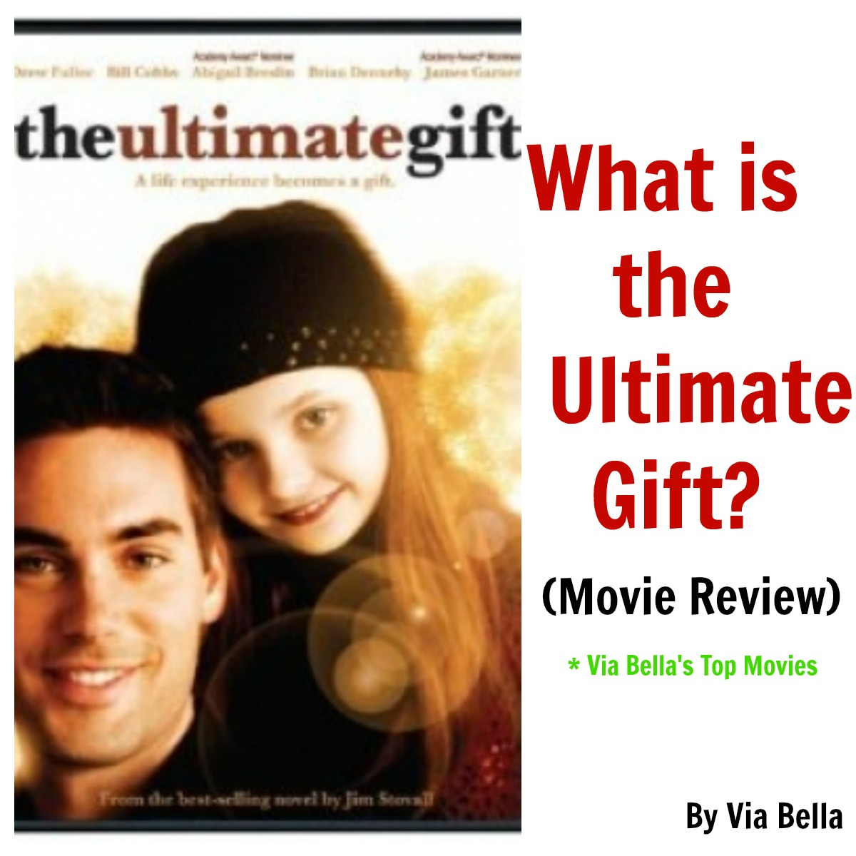 the ultimate gift 3 essay