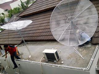 jasa pasang parabola gerendeng