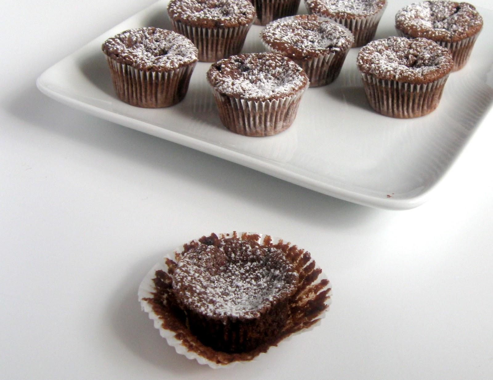 Flourless Chocolate Cake Bites Searching For Dessert