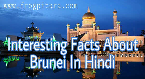 Brunei Facts In Hindi