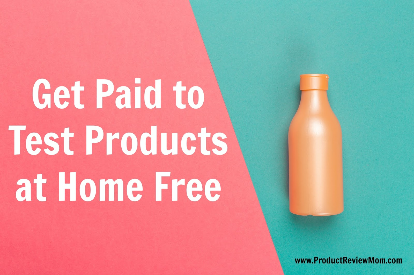 Get paid to try products at home