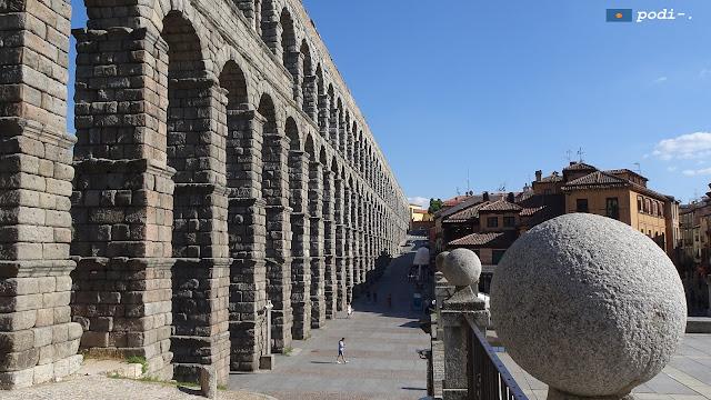 acquedotto di segovia