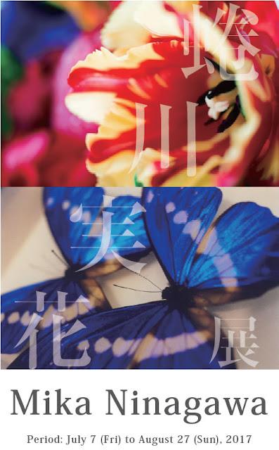 Mika Ninagawa Exhibition at Takamatsu Art Museum, Kagawa