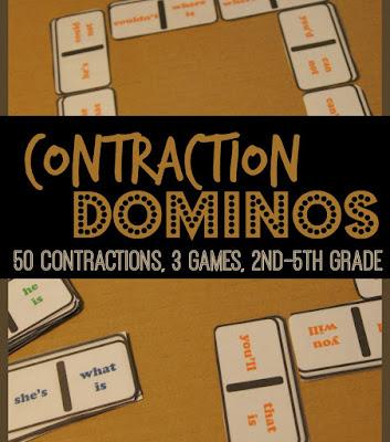 Contraction Dominos