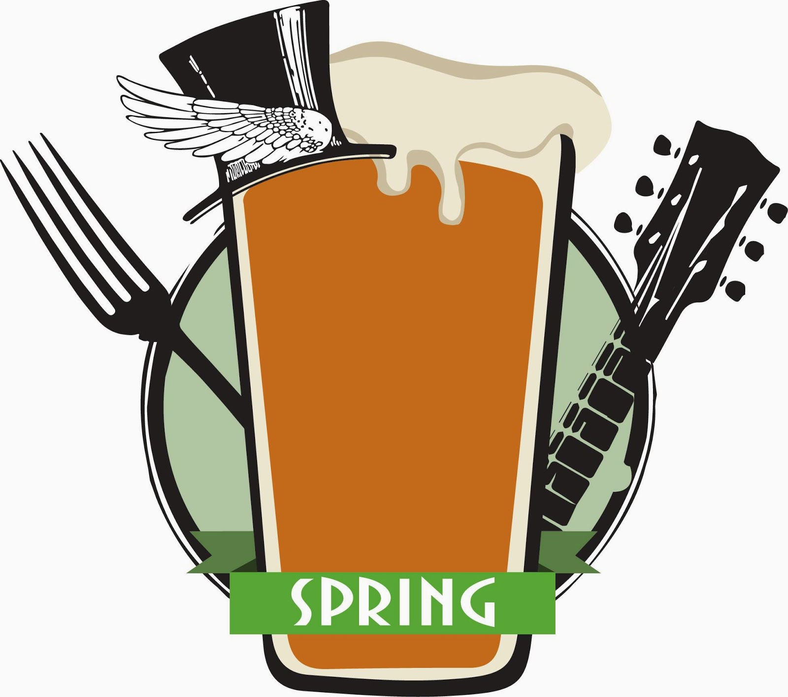 The Top Hat Spring Beer Dinner