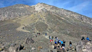 Jalur Pendakian Gunung Merapi Jogja
