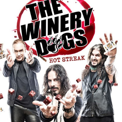 the winery dogs - hot streak - cd cover