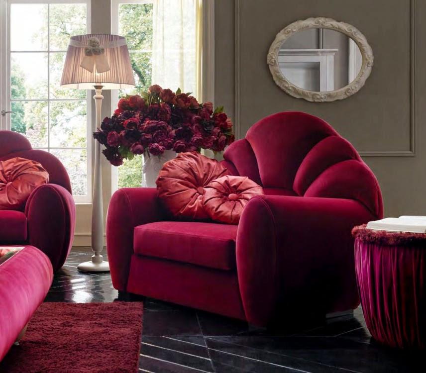 Design interior clasic - Canapele living de lux Italia - Design interior - Amenajari interioare - Bucuresti