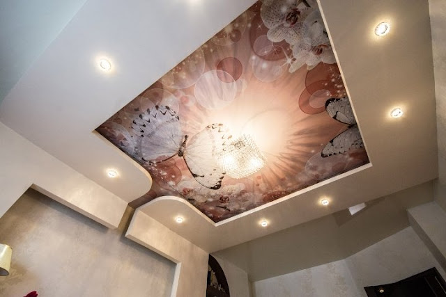awesome PVC ceiling design idea