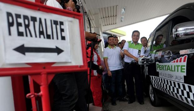 Shell, Total dan Vivo Jual Bensin Beroktan 90, Saingi Pertalite